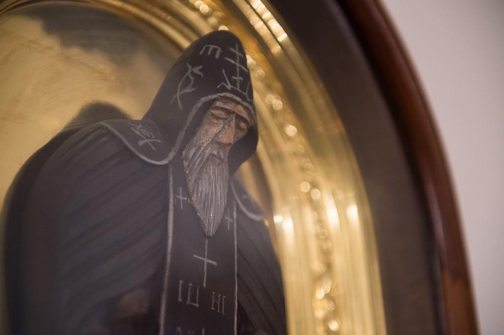 Престольный Праздник в обители в день памяти преподобного Нила Столобенского