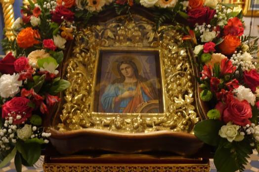 Престольный Праздник на подворье Покровского монастыря в Троице-Лыково