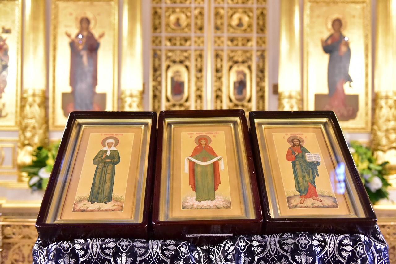 Прощенное воскресение в Покровской обители