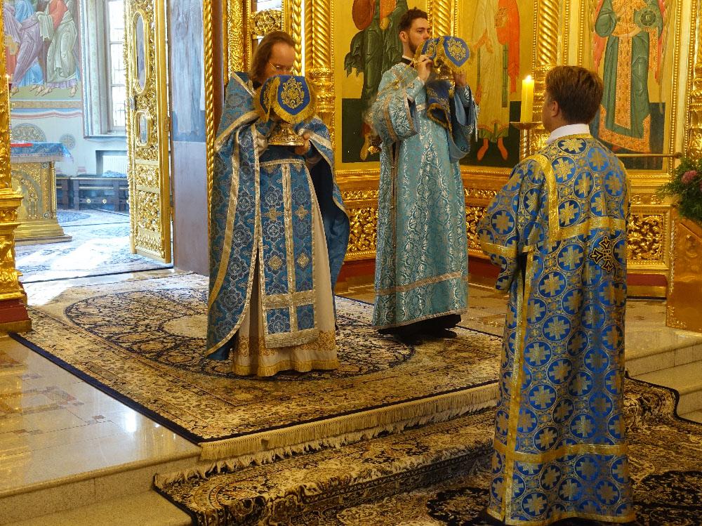 Рождество Пресвятой Богородицы в Троице-Лыково