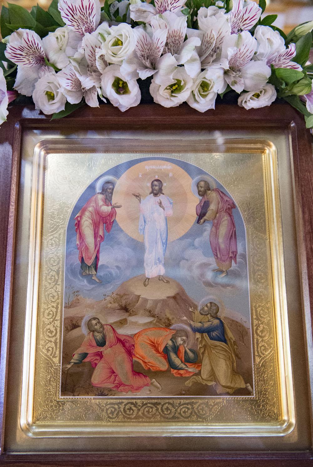 Всенощное бдение накануне Преображения Господня