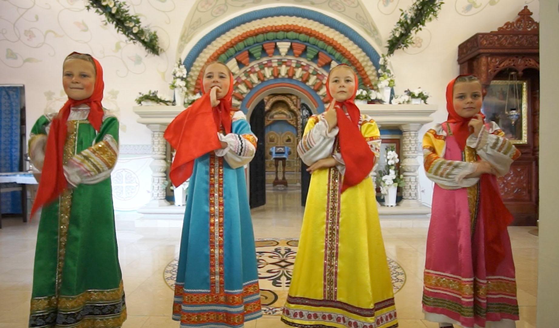 Концерт воспитанниц монастыря в праздник Казанской иконы Божией Матери