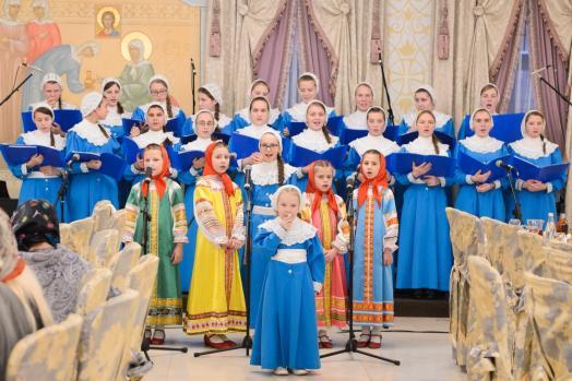 Праздничный концерт в день тезоименитства святой блаженной Матроны Московской