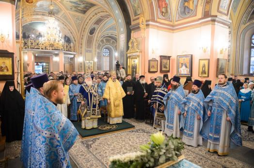 День тезоименитства святой праведной блаженной старицы Матроны Московской