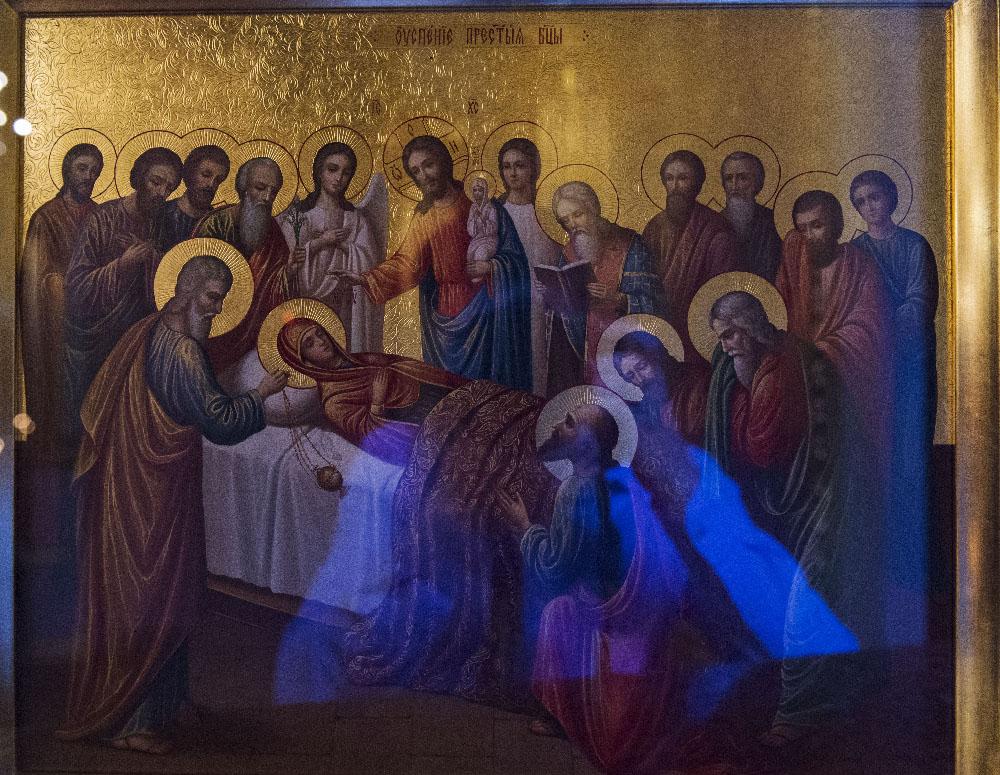 Всенощное бдение на праздник Успения Пресвятой Богородицы