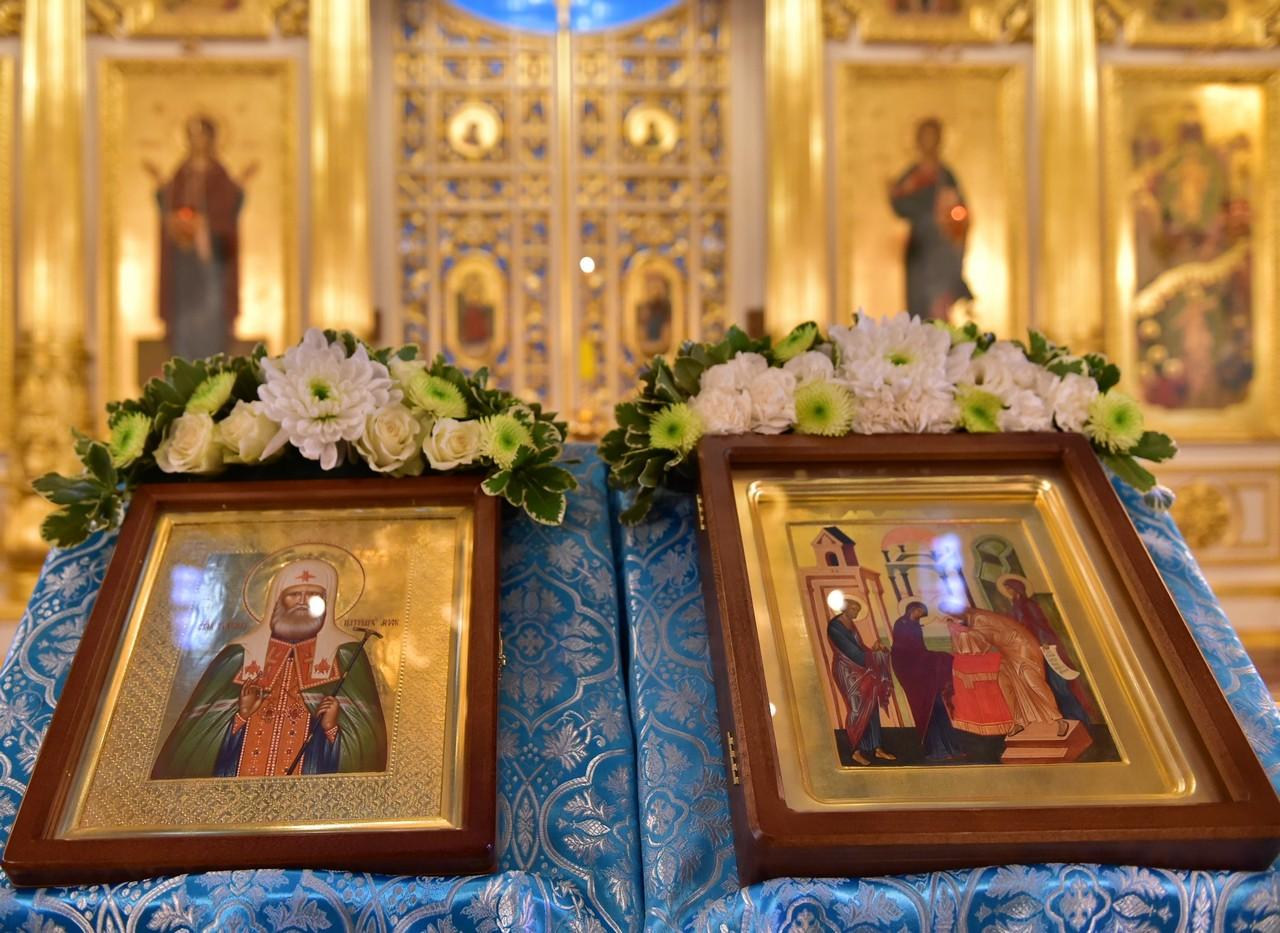 24-летие со дня назначения игумении Феофании настоятельницей Покровского женского монастыря