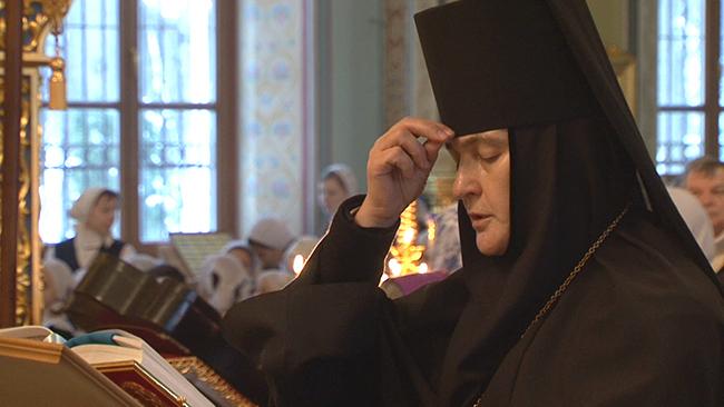 Сретение Господне в Троице - Лыково. Литургия.