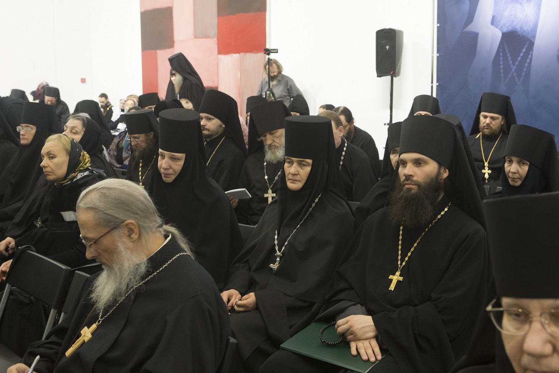 Началась работа направления «Древние монашеские традиции в условиях современности» XXVI Рождественских чтений