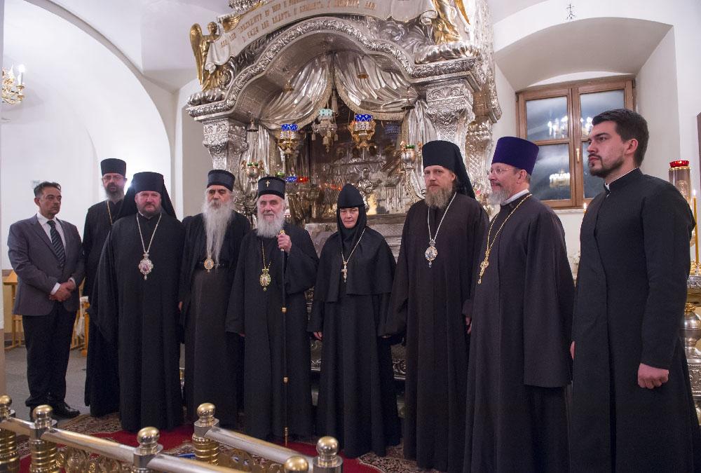Завершился визит Предстоятеля Сербской Православной Церкви